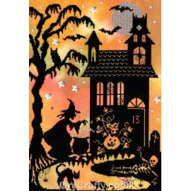 Pumpkin House - The Enchanted Range from Bothy Threads