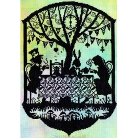 Mad Hatter's Tea Party - Bramble Crafts Series from Bothy Threads