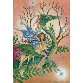 Dragon Fae - The Enchanted Range From Bothy Threads