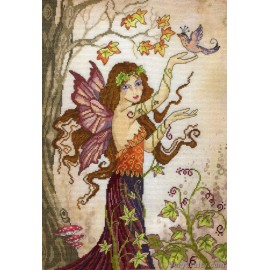 Autumn Song - The Enchanted Range From Bothy Threads