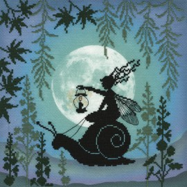 Dreams - The Enchanted Range from Bothy Threads