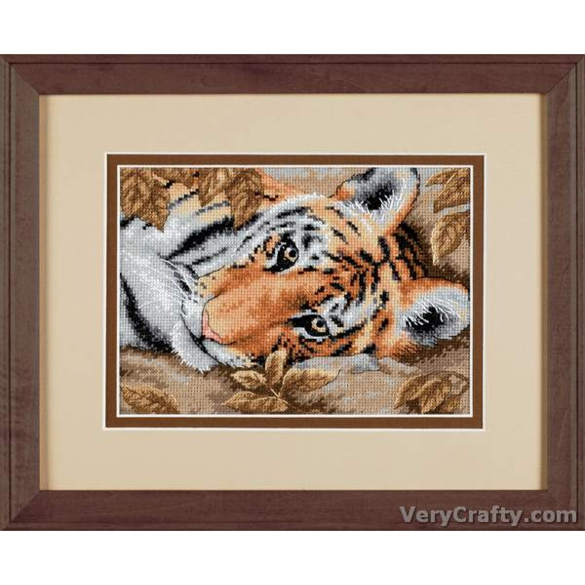 Beguiling Tigre Cross Stitch KIT
