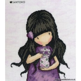 Gorjuss - We Can All Shine - Cross Stitch Kit from Bothy Threads