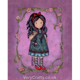 Gorjuss - Pulling On Your Heart Strings - Cross Stitch Kit from Bothy Threads