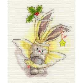 Bebunni -Angel - Cross Stitch Kit from Bothy Threads