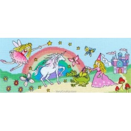 Fairy Tale Fun - Cross Stitch Kit from Bothy Threads